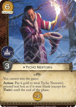 Tycho Nestoris