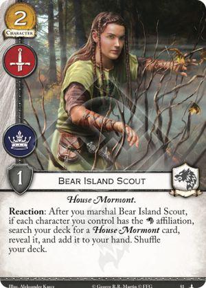 Bear Island Scout