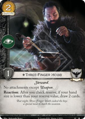 Three-Finger Hobb
