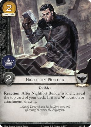 Nightfort Builder