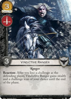 Vindictive Ranger