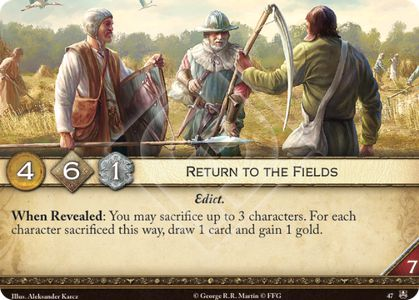 Return to the Fields