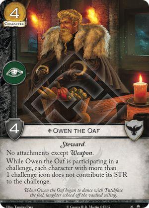 Owen the Oaf