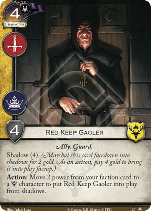 Red Keep Gaoler