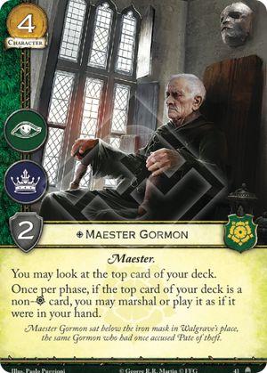 Maester Gormon
