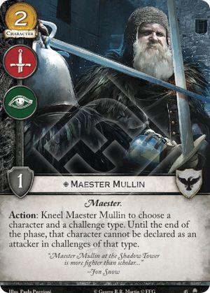 Maester Mullin
