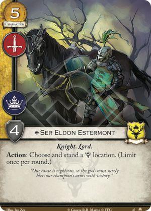 Ser Eldon Estermont