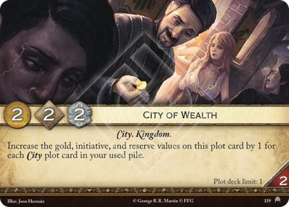 City of Wealth