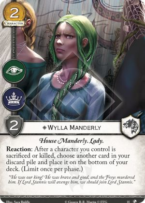 Wylla Manderly