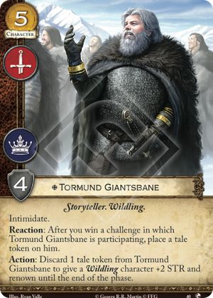 Tormund Giantsbane