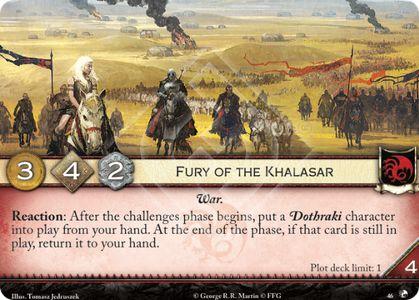 Fury of the Khalasar