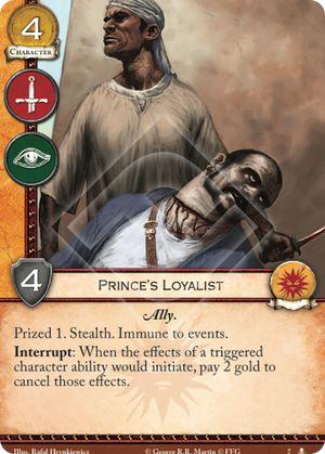 Prince's Loyalist